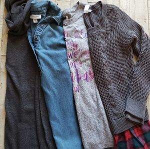 Fall Maternity Size Small Bundle